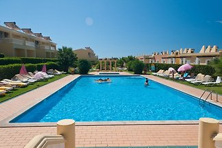 Stilvolle Apartments in Pêra mit Tennisplatz