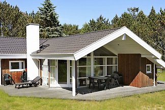 Spacious Holiday Home in Ålbæk with Sauna