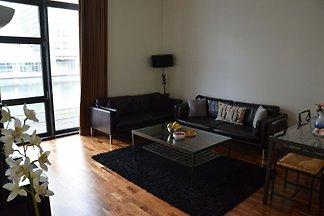 Grazioso appartamento a Londra sul molo