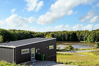 Tranquil Holiday Home in Aabenraa with Lake...