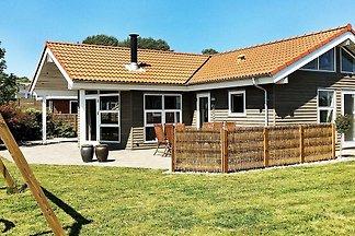 Modernes Ferienhaus in Sjølund, Jütland mit...