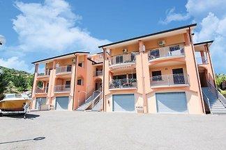 Einfache Wohnung in Marina di Mandatoriccio m...