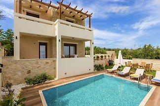 Charmante Villa in Arkadi Kreta mit privatem...