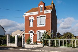 Angenehmes Ferienhaus in Saint-Pierre-Brouck ...