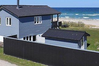 Modernes Ferienhaus in Otterup am Strand