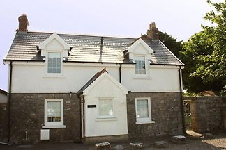 Modern Holiday Home in Lydstep with Fenced...