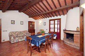 Geräumiges Ferienhaus in Bucine mit privatem...