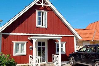 Modernes Cottage mit Sauna in Blavand Jütland