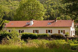 Freistehendes Ferienhaus in Lotharingen mit...