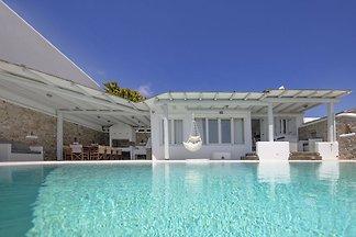 Großartige Villa in Mykonos mit privatem Pool...