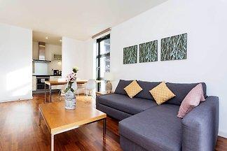 Aantrekkelijk appartement in Londen vlak bij ...