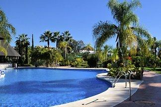 Gemütliche Ferienwohnung in Marbella mit...