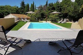 Luxuriöse Villa in Montouliers mit privatem...