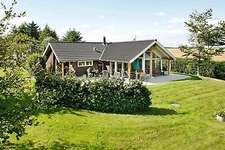 Komfortables Cottage in Roslev mit riesigem...