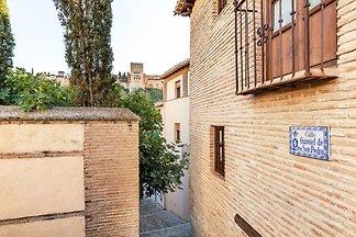 Budget-Apartment in Granada mit Balkon nahe...