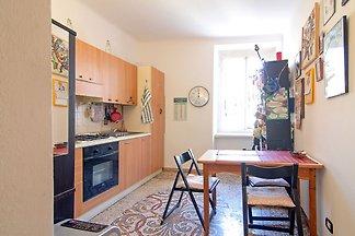 Gemütliche Wohnung in Genua mit Meer in der...