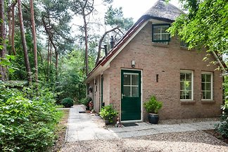 Luxuriöses Ferienhaus mit Garten in Beerze...