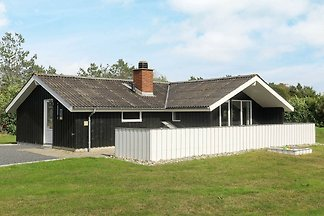 Schönes Ferienhaus in Blåvand mit Sauna