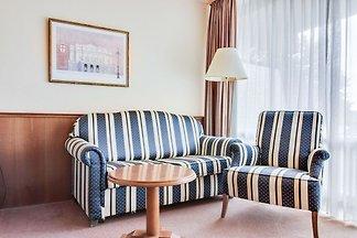 Luxuriöses Appartement auf der Bergseite in H...