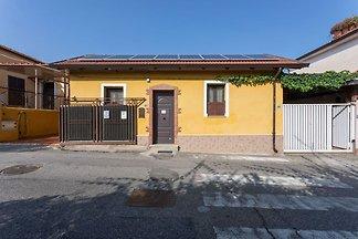 Willa w Villa San Giovanni w pobliżu Parku Na...