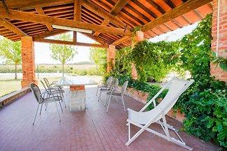 Lebendiges Ferienhaus in Castiglione del Lago