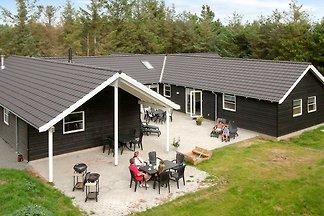 Geräumiges Ferienhaus in Blavand (Dänemark)