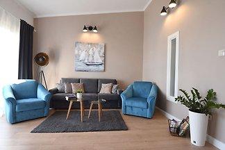 Gemütliches Appartement in Maslenica mit...