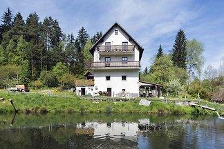 Helle Ferienwohnung in der Oberpfalz mit groß...
