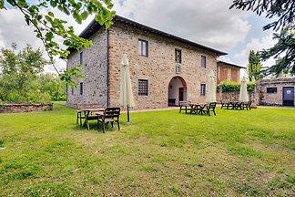 Gemütliche Wohnung in Greve im Chianti, in ei...