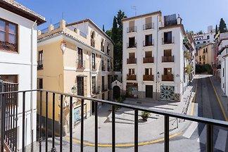 Einfache Wohnung in Granada in der Nähe von...
