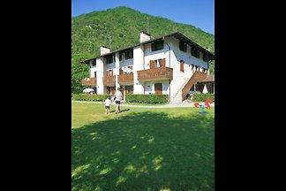 Apartment in Pieve di Ledro with Garden,Garde...