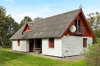 Komfortables Ferienhaus in Vestervig in...