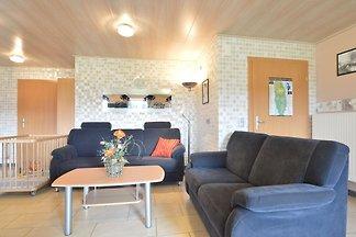 Modernes Ferienhaus in Grüfflingen mit Sauna ...