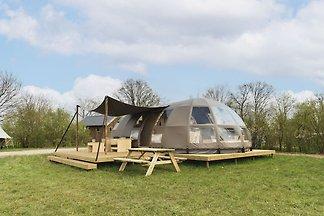 Geräumiges Zelt mit Bad unter den Sternen von...
