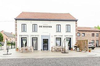 Komfortables Ferienhaus in Glabbeek mit...