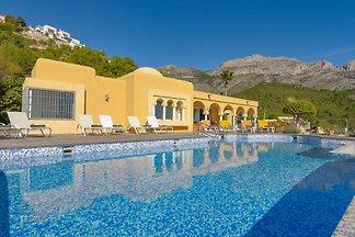 Wunderschöne Villa mit Terrasse in Altea la...