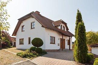Modernes Ferienhaus in Willersdorf mit Spa