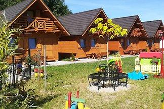 Ferienhaus am Meer in Wicie mit Parkplatz und...