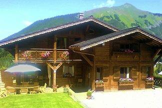 Luxuriöses Ferienhaus in Morzine mit Sauna