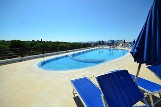 Modernes Ferienhaus in Alghero mit...