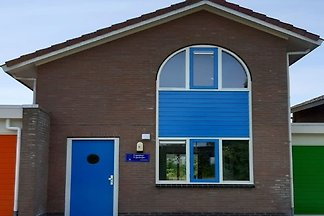 Doppelhaushälfte in Franeker mit...