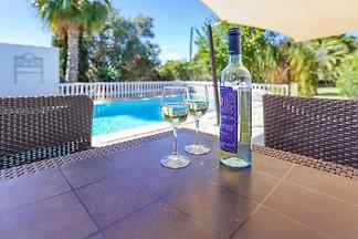 Wunderschöne Villa in Lagoa, Algarve mit priv...