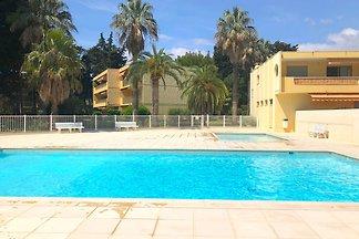 Moderne Ferienwohnung in Südfrankreich mit gr...
