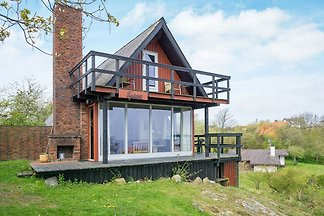 Modern Holiday Home in Allinge Bornholm with ...