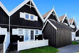 4 Sterne Ferienhaus in Nykøbing Sj