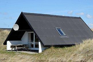 Modernes Ferienhaus in Ringkøbing am Fjord