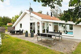 Modernes Ferienhaus in Ebeltoft mit...