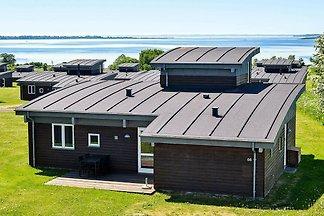 Modernes Ferienhaus in Fünen nahe dem Meer