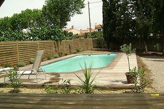 Gemütliche Wohnung in Olonzac in der Nähe von...
