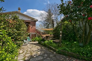 Denkmalgeschütztes Ferienhaus in Val Canina i...